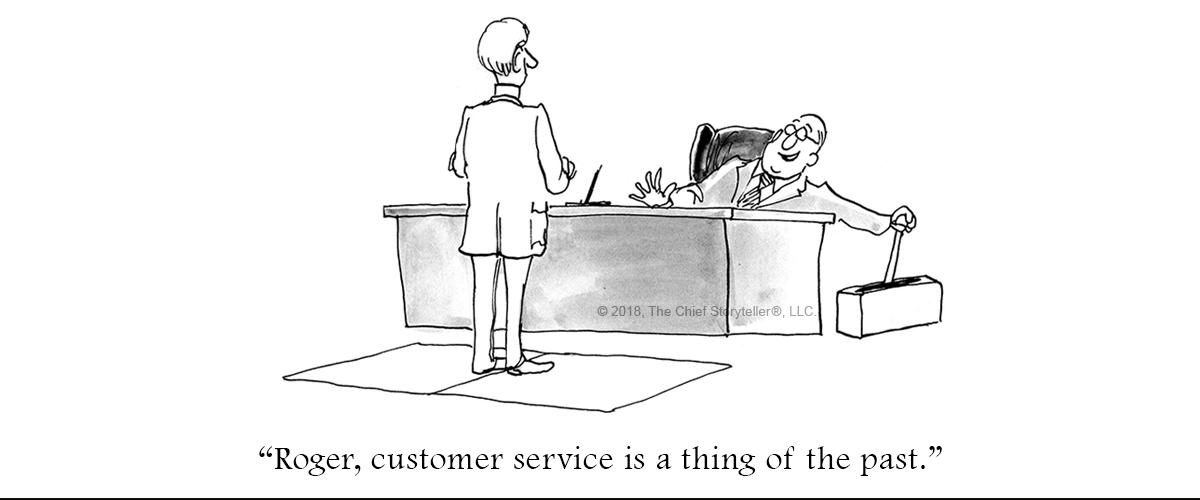 Customer Service and the need for an integrated system
